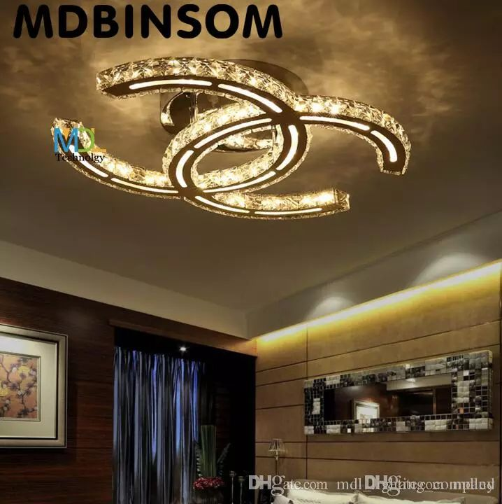 15w 18w 35w 48W LED Crystal Chandeliers Modern Led Pendant Light Silver Amber Flush Mount Ceiling Light Fixtures for Living Room AC110-240V Crystal Chandeliers Led Pendant Light Led Chandeliers Online with $519.69/Piece on Mdl_lighting_company's Store | DHgate.com