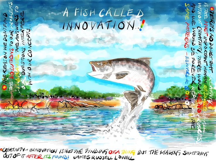 A Fish Called Innovation