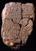 the babylonian clay tablet