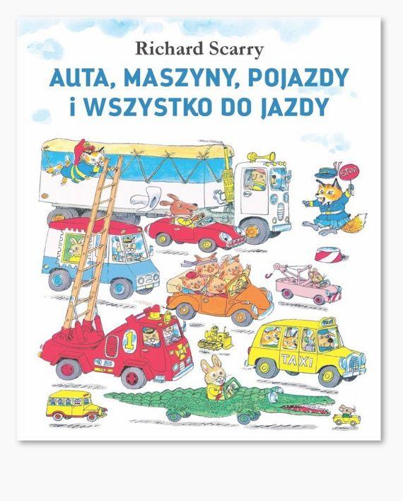 Auta, maszyny, pojazdy i wszystko do jazdy - Natuli