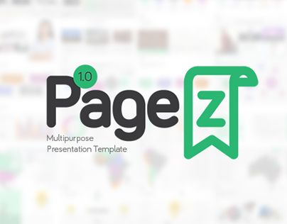 """Check out new work on my @Behance portfolio: """"PageZ - Multipurpose Presentation Template"""" http://be.net/gallery/33620871/PageZ-Multipurpose-Presentation-Template"""