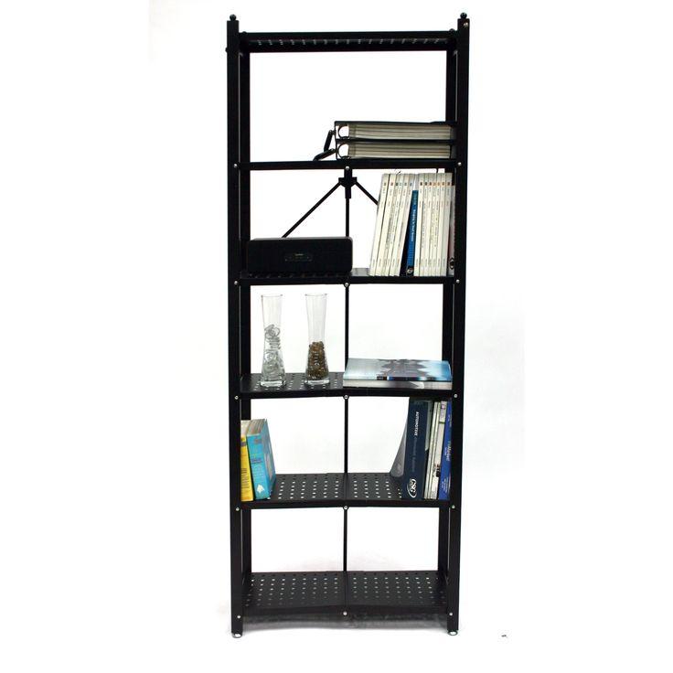 amazoncom origami 6tier bookshelf bookcases stuff