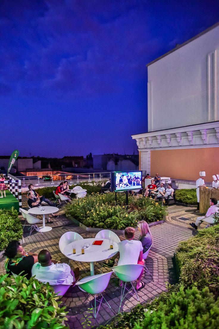 The World Cup Sky Terrace