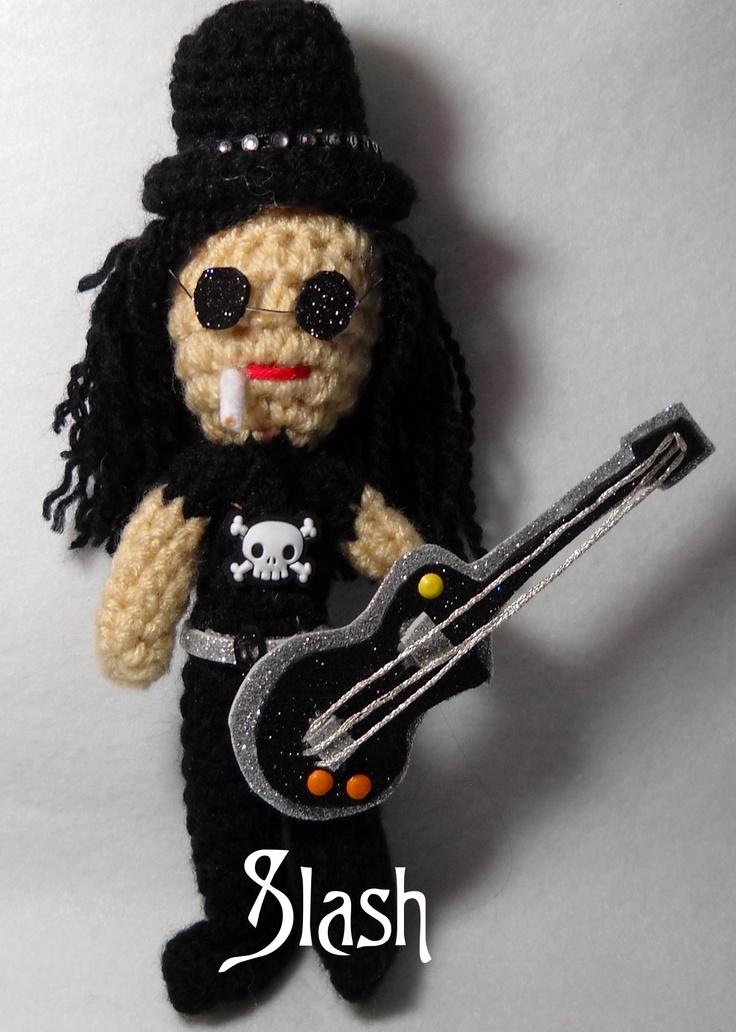 Slash from Guns and Roses