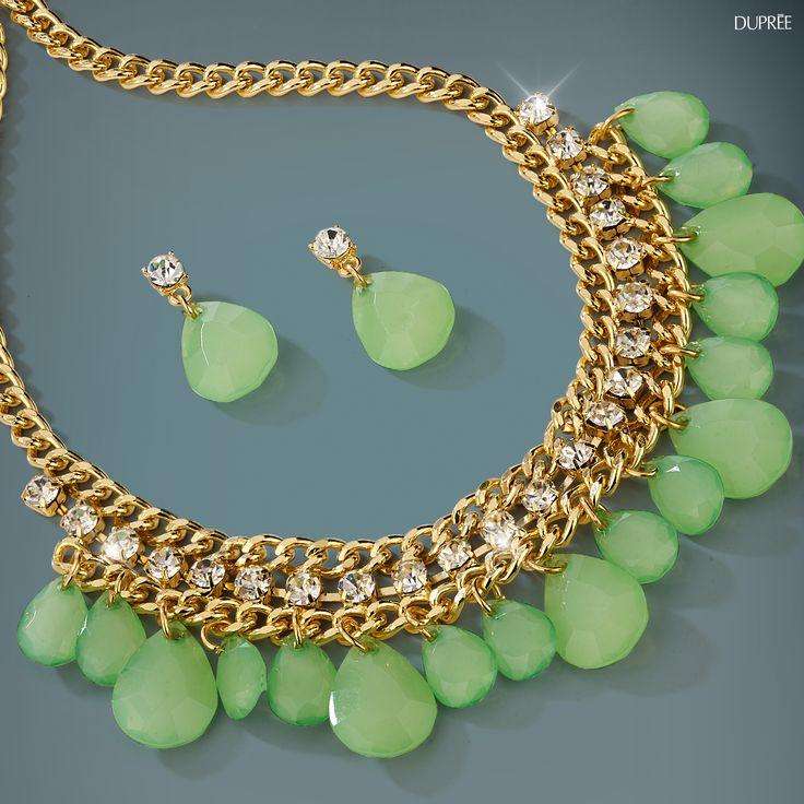Accesorios de moda #Necklaces de moda. DUPREE