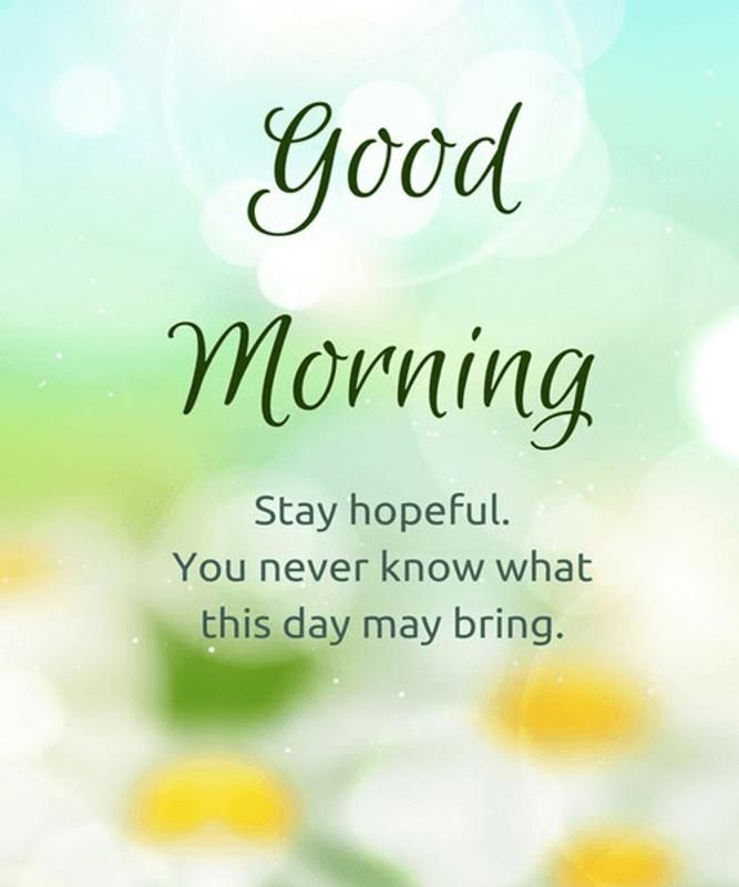Inspirational Good Morning Wishes For Android
