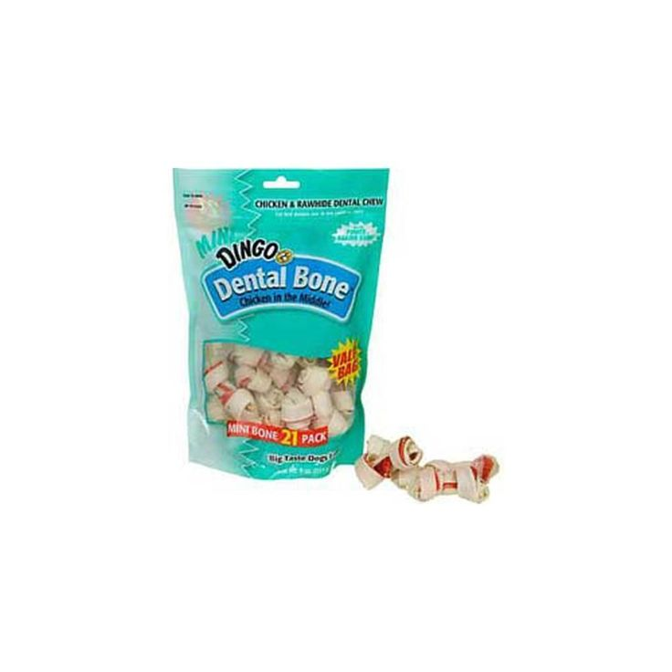 Dingo Mini Dental Value Bag 21 Pieces