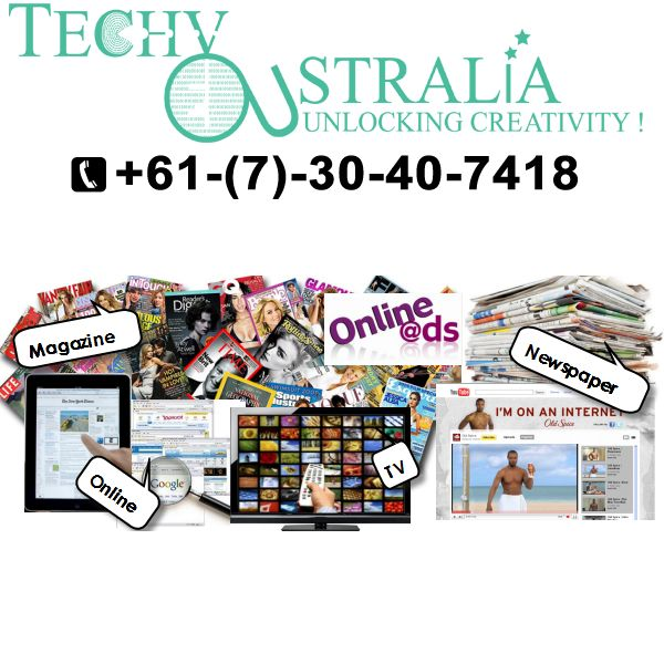 Website design company in Australia Techy Australia +61-(7)-30-40-7418