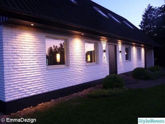 belysning fasad - Sök på Google