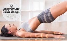 Un programme complet qui travaille tout le corps. Installée devant votre…