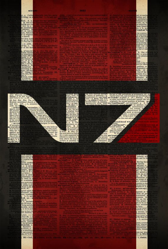 Mass Effect Inspired N7 Logo Vintage by indiefrogstudios on Etsy