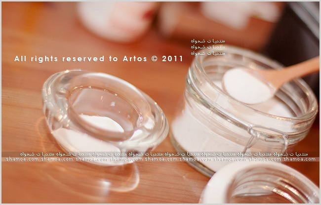 مُمَيز ماسكات التبييض وَ التقشير + تونر الشاي الأبيض - منتديات شمواه|SHAMOA FORUM ®