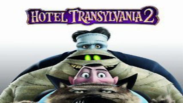 Watch Hotel Transylvania 2 Full Movie Online Free