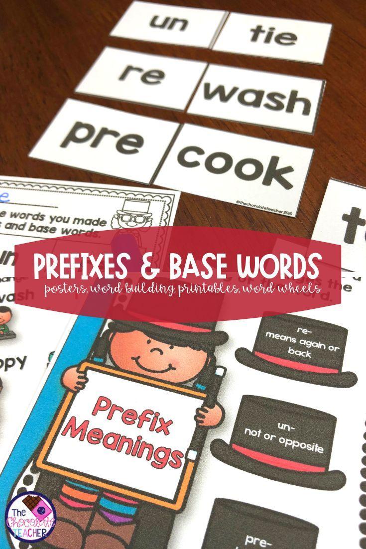 Prefixes Prefixes Un Re Dis Pre Prefixes Word Building Activities Prefix Un [ 1102 x 735 Pixel ]