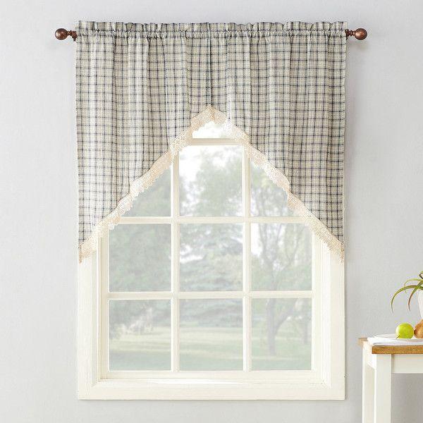 Best 25+ Plaid Curtains Ideas On Pinterest