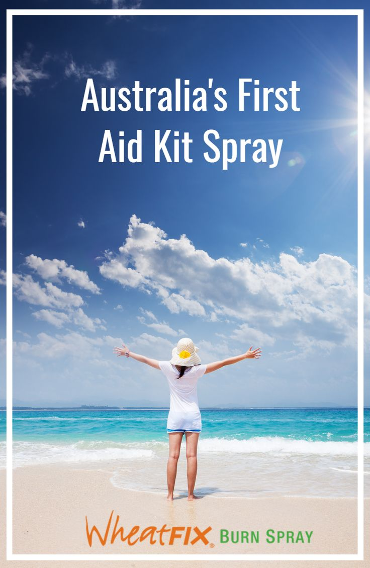 Stop Burn Pain FAST!  We are all careful to avoid burns but accidents happen. Protect yourself, family and friends by immediately applying WheatFIX Burn Spray to the burn. Relieve pain and rapidly heal your skin with this simple spray.