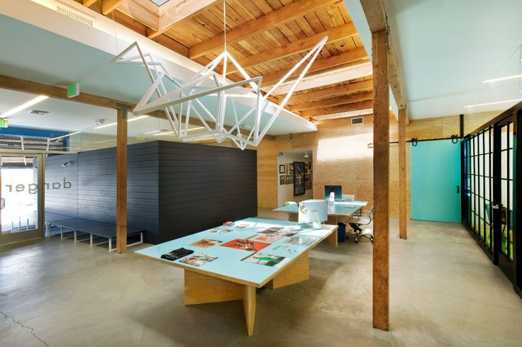 Communal Work Table- Bestor Architecture