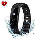 Activity Tracker with Heart Rate Monitor, VicTsing Smart Wristband Bracelet Fitness Tracker Waterproof Touch Screen Smartwatch Work with Heart Rate Monitor Pedometer Sleep Monitor Calories Track for iPhone IOS Android Smartphones - https://www.trolleytrends.com/?p=624114