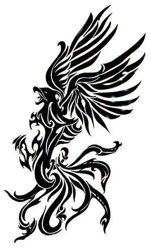 Rising Phoenix Tattoo Designs   ... Tattoos,Phoenix Tattoo,Phoenix Tattoos,tattoo,tattoos,tattoo designs