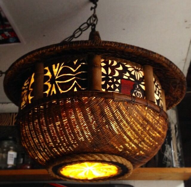 tiki lighting. Tiki Lamp Ideas. Lighting C