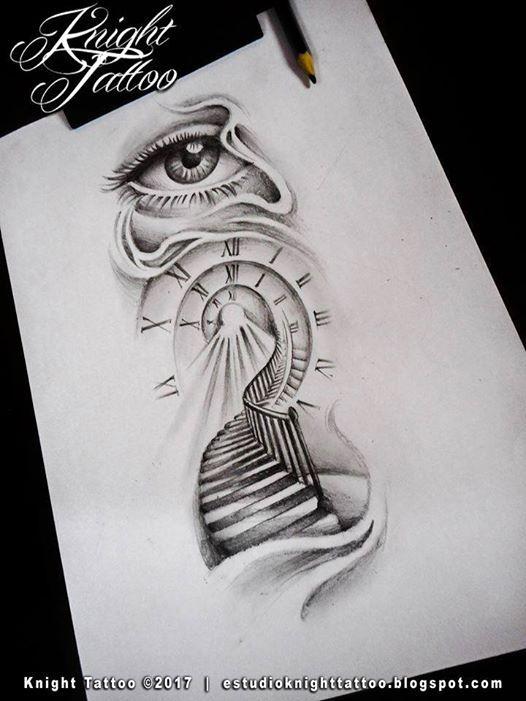 #tattooidea #tattoodesign #surreal
