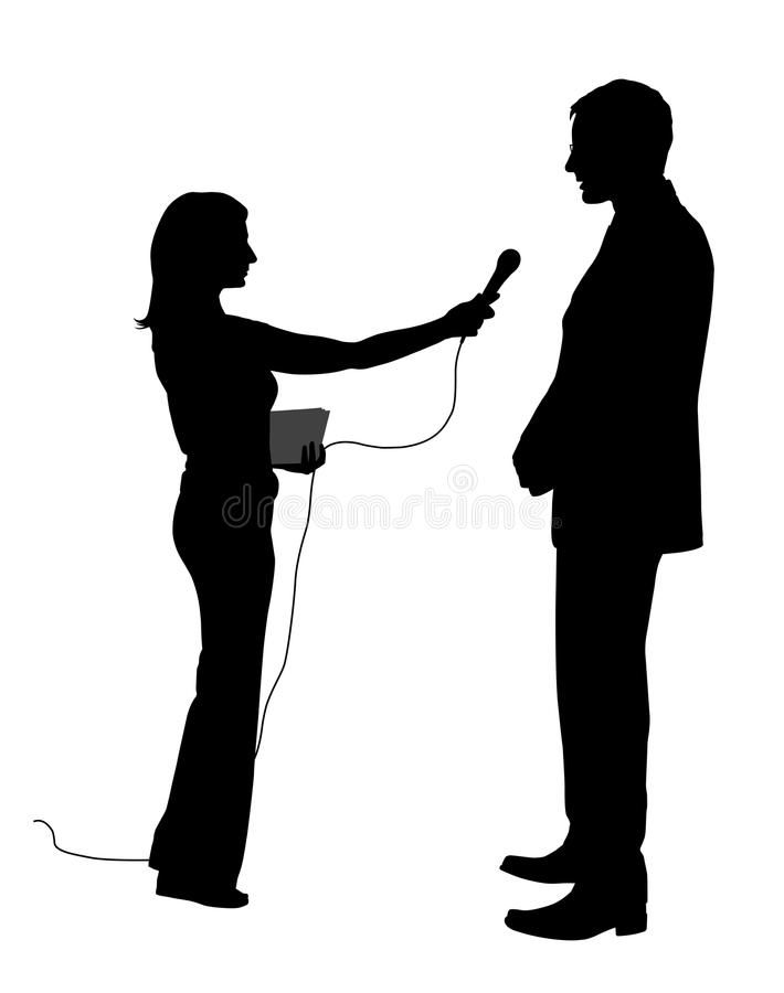 Interview Illustration Of An Interview Eps File Available Sponsored Illustration Interview Interview Interview Author Promotion Pinterest Marketing