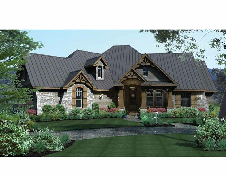 10 best Mountain House Plans images on Pinterest