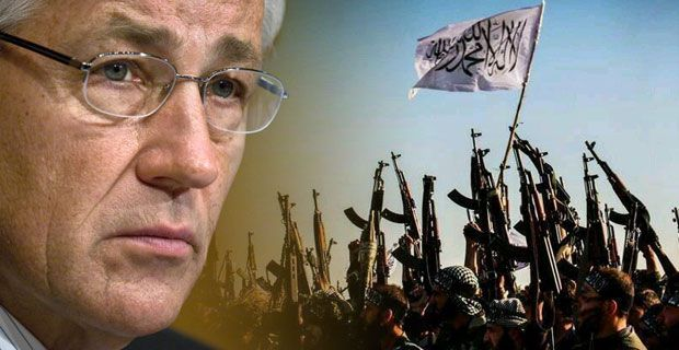 "DEFENSE SEC. HAGEL SAYS ISIS IMMINENT THREAT TO ""EVERY STABILIZED COUNTRY ON EARTH"" Pentagon currently deciding how to respond"