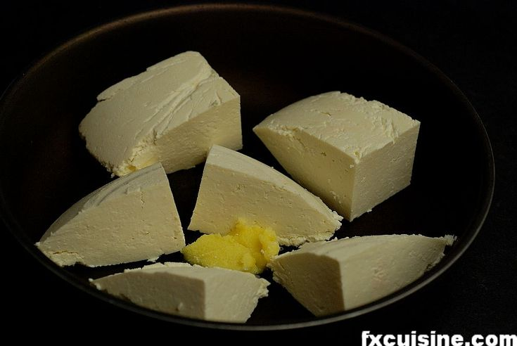 never knew it was this easy to make paneer cheese.