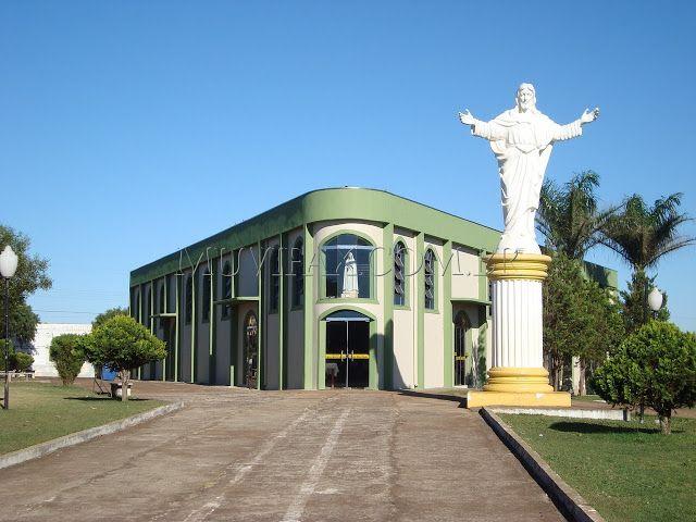 Paróquia Maria Mãe da Unidade - Faxinal (PR)