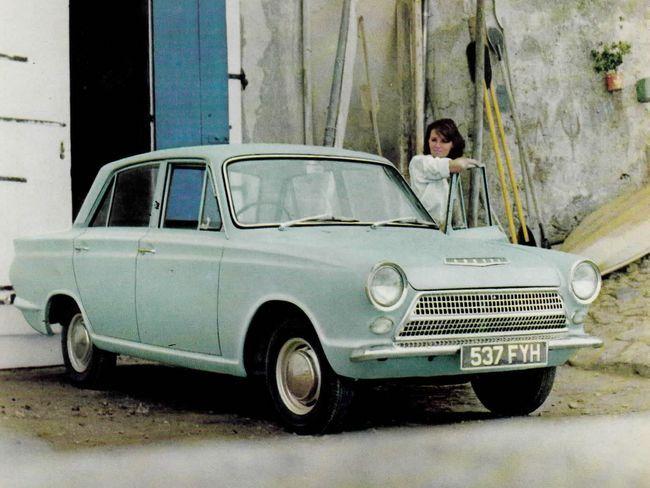 1962/66 Ford Cortina Mk I