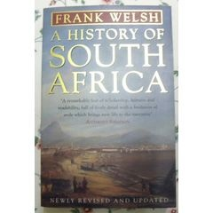 Book about the history of South Africa