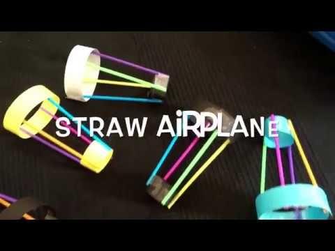 krokotak | Straw Airplane