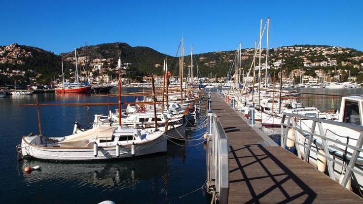 Llauts, Port Andratx