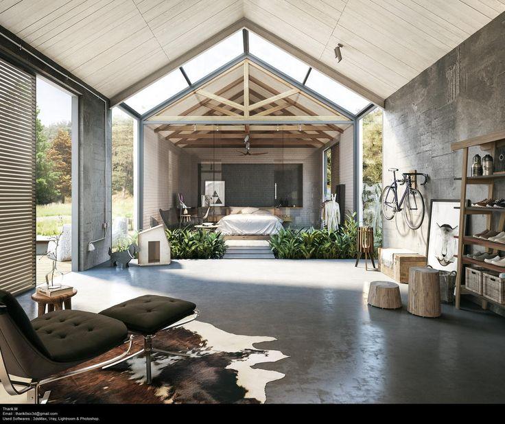 #loft #interior #design