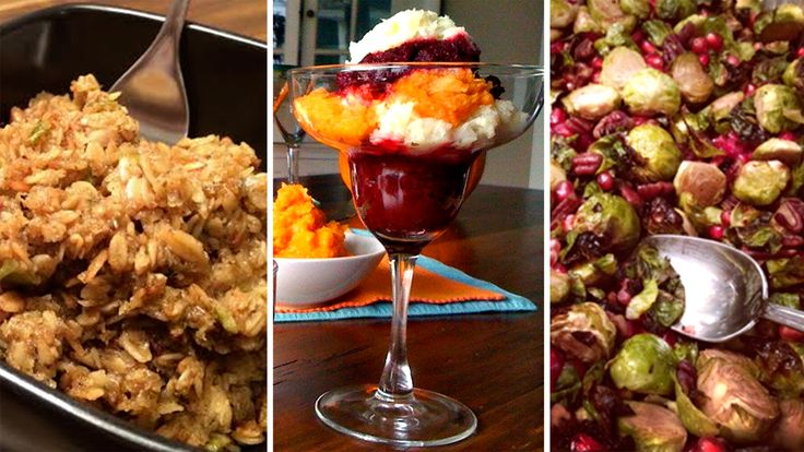 Joy Bauer-approved Thanksgiving side dishes and secret dessert recipes