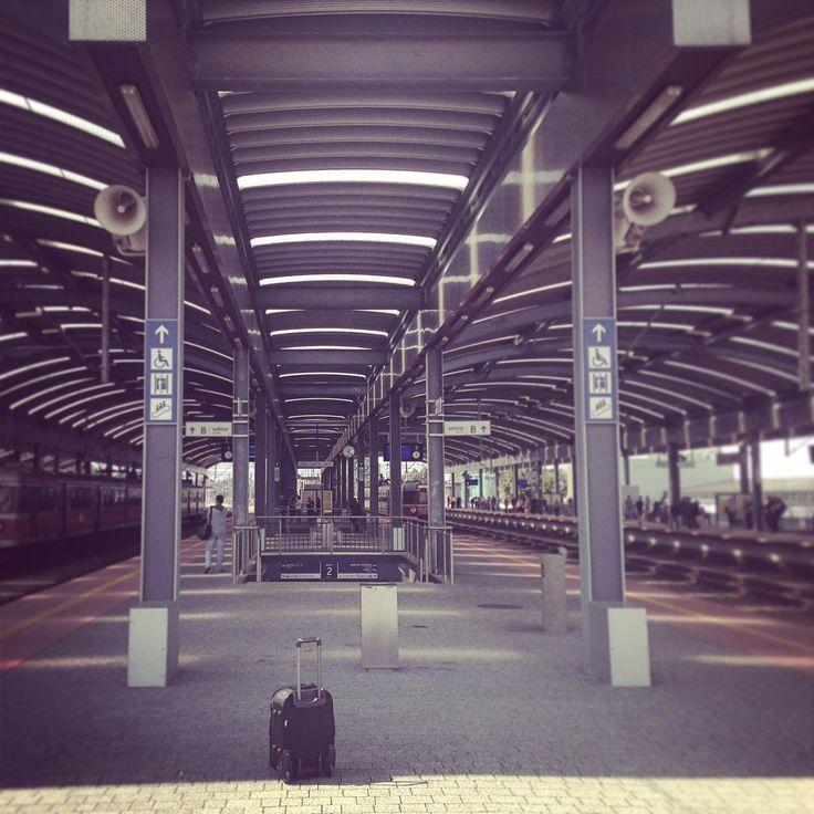 trains station- Katowice, Poland