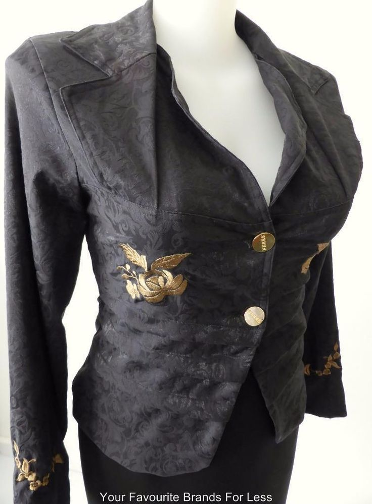 Gianfranco Ferre Jacket Size XXL OR AU 14 OR US 10 12 Made IN Italy | eBay This…