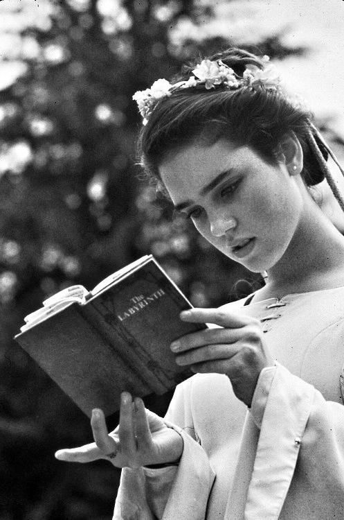 Jennifer Connelly reads Labyrinth
