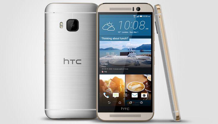 HTC One M9 発表。背面20MPカメラ採用、Snapdragon 810と3GB RAMに強化