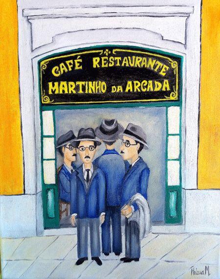 Fernando Pessoa - heterónimos