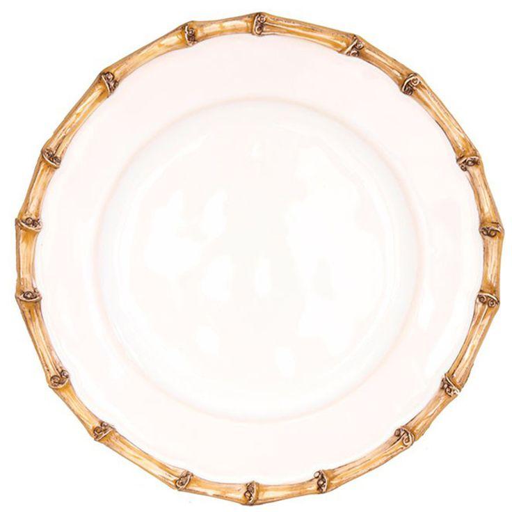 Juliska Classic Bamboo Natural Side Plate