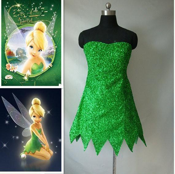 20+ Tinkerbell dress ups information