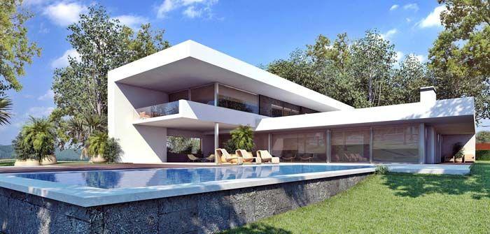 Algarve: Algarve Villas, Vilamoura Algarve, Golf Resorts, Luxury Villa, Modern Villas, Golf Cours, Architecture Algarve, Bedrooms Villas, Contemporary Design