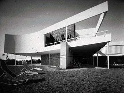 Architecture moderne marocaine - Jean Francois Zevaco - Art+Tech ...