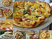 Raccolta di torte crostate e pizze salate facili e sfiziose