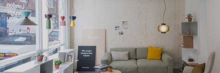 Hem Official Pop-Up Shop In Earlham Street 9, London