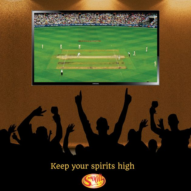With every pulsating action on the cricket field, there's an even more exciting offer off the field at Smooth Restobar. Visit Smooth when your favorite team is playing to enjoy the best of spirits.