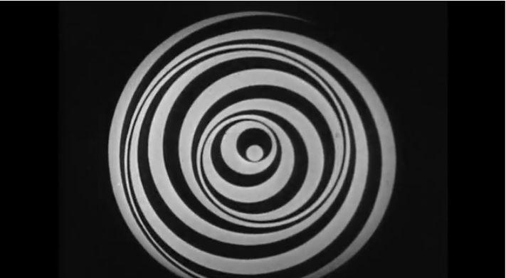Marcel Duchamp, Anemic Cinema, 1926.