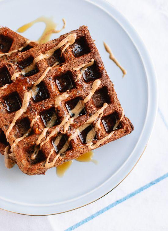 Gluten Free Buckwheat Waffles http://www.changeinseconds.com/gluten-free-buckwheat-waffles/